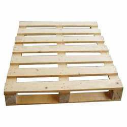 Four Way Oak Wood Pallet
