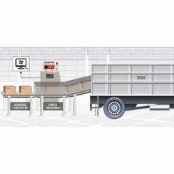LCS Truck Check Weighing Machine