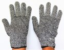 HPPE Yarn Knitted Gloves Cut Level 5 ( Tachfeel )
