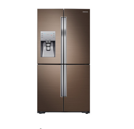 Brown Refrigerators 56k9040dp French Door With Triple Cooling 655 L