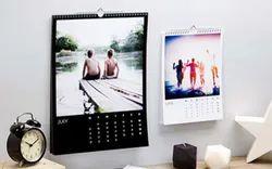English Paper Photo Calendar Printing Service