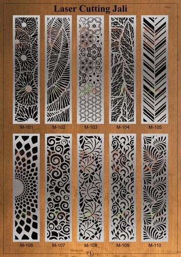 Door Design Services Catlog B Laser Cutting Services