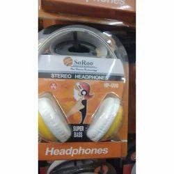 SoRoo Stereo Headphone