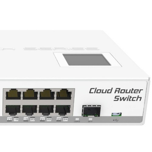 Cloud Core Switch Crs326 24g 2s Rm