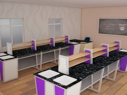 Chemistry Lab Furniture For School