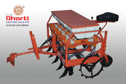 Power Tiller Operated Seed Cum Fertilizer Drill