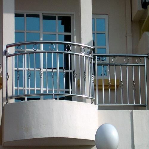 Unique Stainless Steel Balcony Railing
