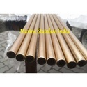 Stainless Steel Rose Gold Colour Coated Pipe