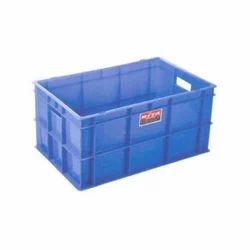Flat Bottom Crates