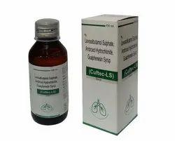 Jantec Pharma Cuftec-LS, Bottle Size: 100 mL