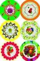 Fancy Design Plate Raw Materials