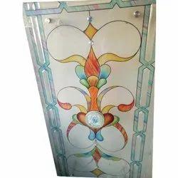 Multicolor Designer Glass