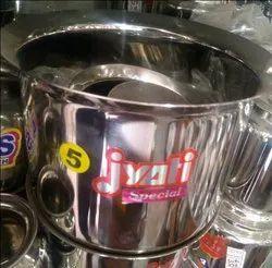 Steel Kitchen Vessels