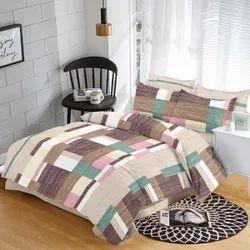 Block Print Bed Sheet