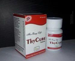 REZICURE Ayurvedic Thyroid Capsules, 30 Capsules