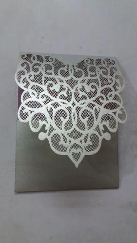 136 Jaal Design Invitation Card