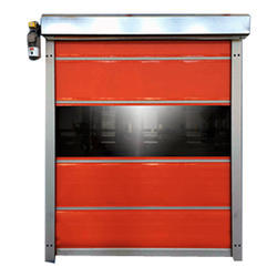 Industrial High Speed Door, Size/Dimension: 6x3 Feet
