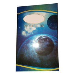 White Student Paper Notebook, For School