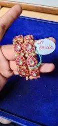 silver kundan jewelry
