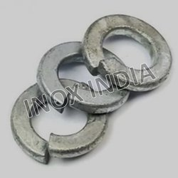 Hot Dip Galvanized Spring Washers