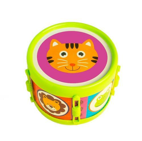 Multicolor Baby Drum Junior Musical Preschool Toddler Toy