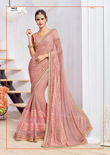 400328a2ebfe53 Party Wear Sarees - Designer Saree Manufacturer from Surat