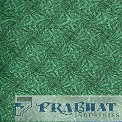 Green Synthetic Leather