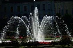 Lake Water Fountain