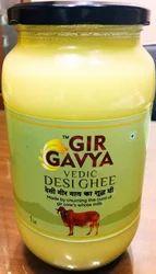 Gir Gavya Vedic Desi Cow Ghee (1000 ML)