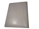 White Ring Binder
