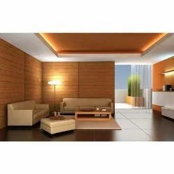 Wooden Brown Interior Cladding Sheet, Sheet Thickness: 6 Mm