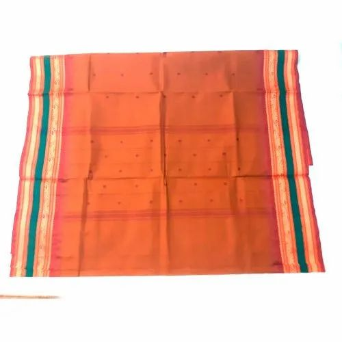 Printed Casual Wear Kanchi Cotton Saree