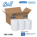 Slimroll Hand Tissue Towels (Scott)