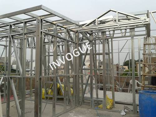 Light Gauge Framing System Lgfs Manufacturer From Delhi