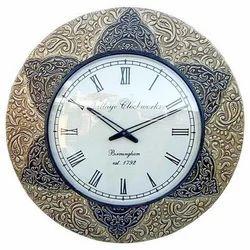 Antique Gold Mechanical Brass Wall Clocks