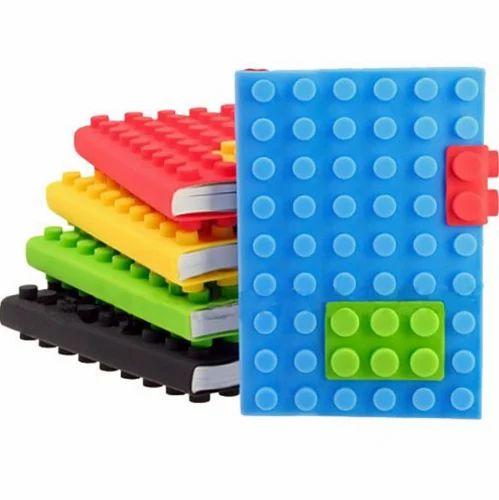 Lego Blocks Notebook Diary