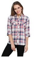 Drap Daily 3/4th Sleeves Casual Wear Shirt