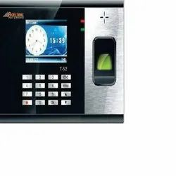 Real Time T52 Color Screen Attendance Recorder Palm Reader