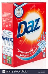 Washing Powder Packaging Box