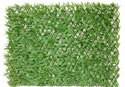 PP Artificial Grass Wall