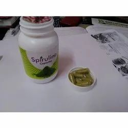 Herbal Spirulina Capsules