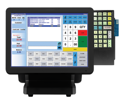 POS and Peripherals - Epson Thermal Printer Service Provider