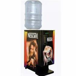 Tea Coffee Vending Machine 2 Options Nestle