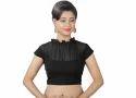 Abhi Stretchable Blended Fabric Blouse