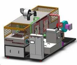 Pharaoh Engineering Crate Washing Machine