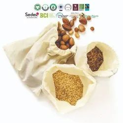 Reusable Cereals & Pulses Bag
