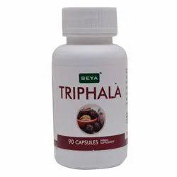 Seya Triphala Capsule, 90 Capsules, Packaging Type: Bottle