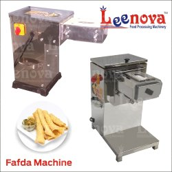 Leenova Fafda Gathiya Making Machine