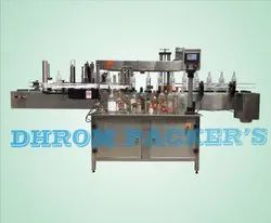 Front & Back Labelling Machine
