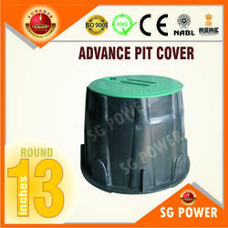 Advance Pit Cover